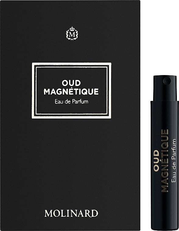 Molinard Oud Magnetique - Парфюмированная вода (пробник)