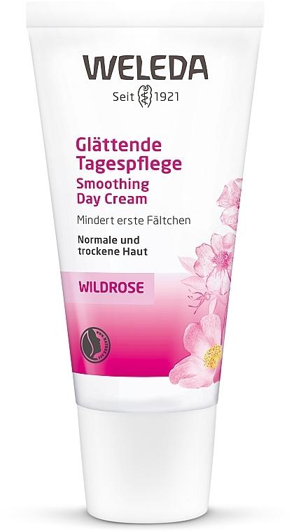 Розовый дневной крем - Weleda Wildrose Tagescreme