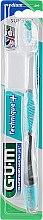 "Духи, Парфюмерия, косметика Зубная щетка, ""Technique+"", средней жесткости, голубая - G.U.M Medium Compact Toothbrush"