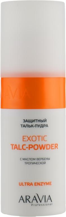 Защитный тальк-пудра с экстрактом вербены тропической - Aravia Professional Exotic Talc-Powder