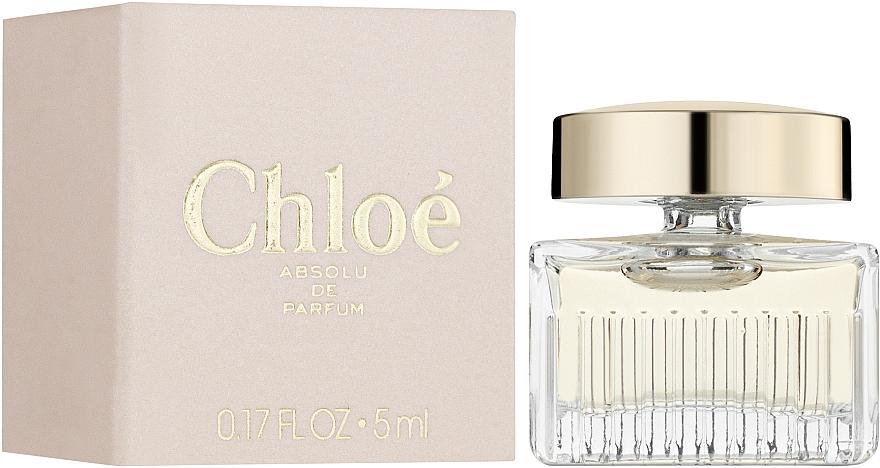 Chloe Absolu de Parfum - Парфюмированная вода (мини)