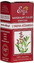 Духи, Парфюмерия, косметика Натуральное эфирное масло розового дерева - Etja Natural Essential Oil