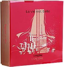Духи, Парфюмерия, косметика Lancome La Vie Est Belle - Набор (edp/75ml + edp/4ml + b/lot/50ml)