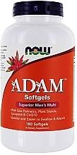 Духи, Парфюмерия, косметика Мультивитамины для мужчин - Now Foods Adam Superior Men's Multi Softgels