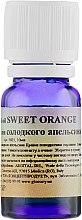 Духи, Парфюмерия, косметика Эфирное масло Сладкого Апельсина - Argital Pure Essential Oil Sweet Orange