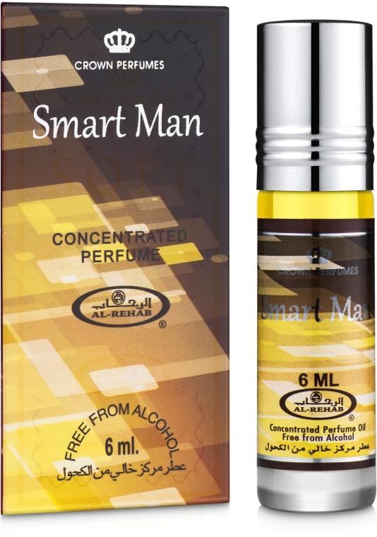 Al Rehab Smart Man - Масляные духи (мини)