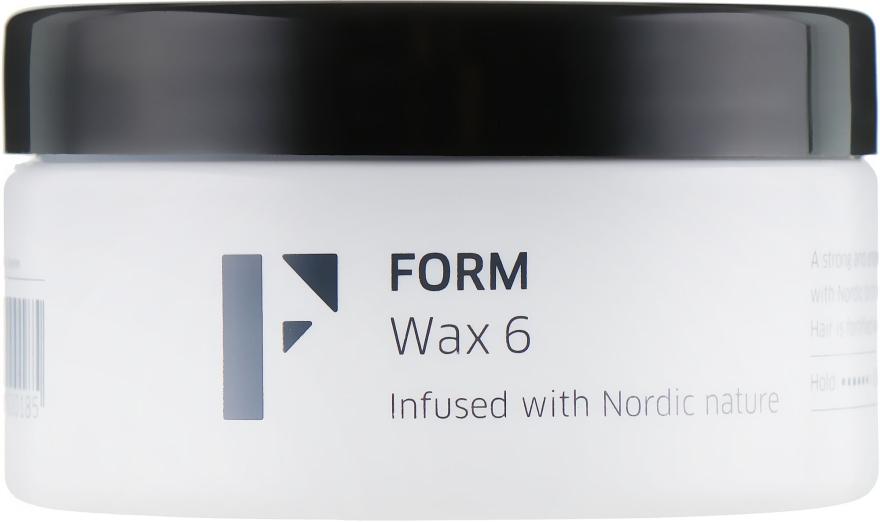 Воск для волос сильной фиксации - Inshape Form Wax-6