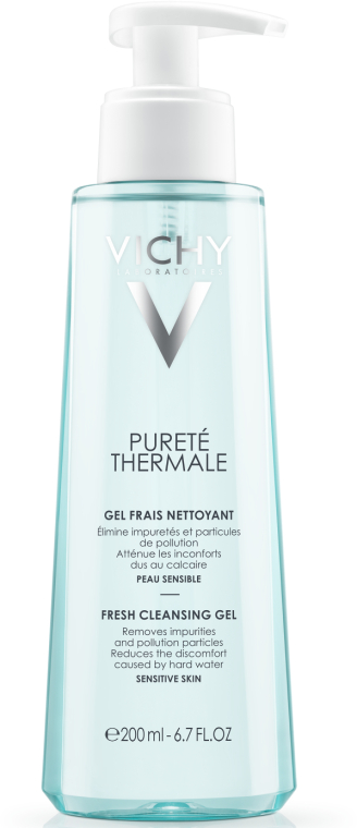 Освежающий очищающий гель для лица - Vichy Purete Thermale Fresh Cleansing Gel