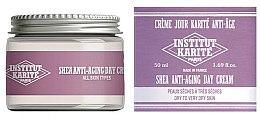 Духи, Парфюмерия, косметика Антивозрастной дневной крем для лица - Institut Karite Shea Anti-Aging Day Cream