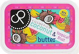 Духи, Парфюмерия, косметика Масло для тела с ароматом кокоса и тропических фруктов - Cosmepick Body Butter Coconut & Tropical Fruits