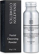 Духи, Парфюмерия, косметика Очищающая пилинг-пудра для лица - Sinsation Cosmetics Facial Cleansing Powder
