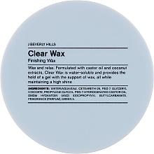Духи, Парфюмерия, косметика Финишный воск для стайлинга - J Beverly Hills Blue Style & Finish Clear Wax Finishing Wax