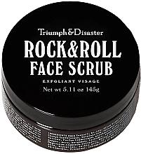Духи, Парфюмерия, косметика Скраб для лица - Triumph & Disaster Rock & Roll Face Scrub