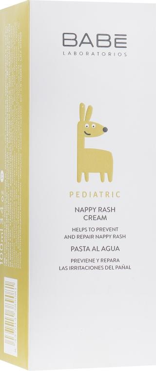 "Крем под подгузник ""Увлажнение и защита"" - Babe Laboratorios Nappy Rash Cream"
