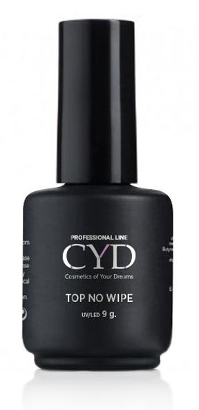 Финишное покрытие для гель-лака, без липкого слоя - CYD Profline Top No Wipe