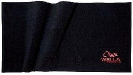 Парфумерія, косметика Рушник для голови, 90х102 см - Wella Professionals Appliances & Accessories Towel Black