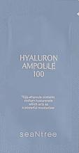 Духи, Парфюмерия, косметика Ампульная сыворотка с гиалуроновой кислотой - SeaNtree Hyaluron Ampoule 100 (пробник)