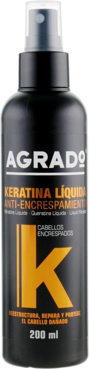 Жидкий кератин для волос - Agrado Liquid Keratin