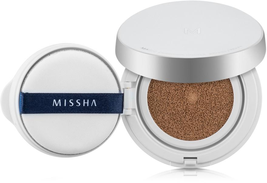 Тональное средство - Missha M Magic Cushion SPF50+/PA+++