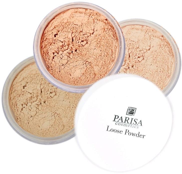 Розсипчаста пудра - Parisa Cosmetics Powder L-01 — фото N1