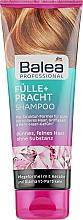 Духи, Парфюмерия, косметика Шампунь для тонких волос - Balea Fulle Pracht Shampoo