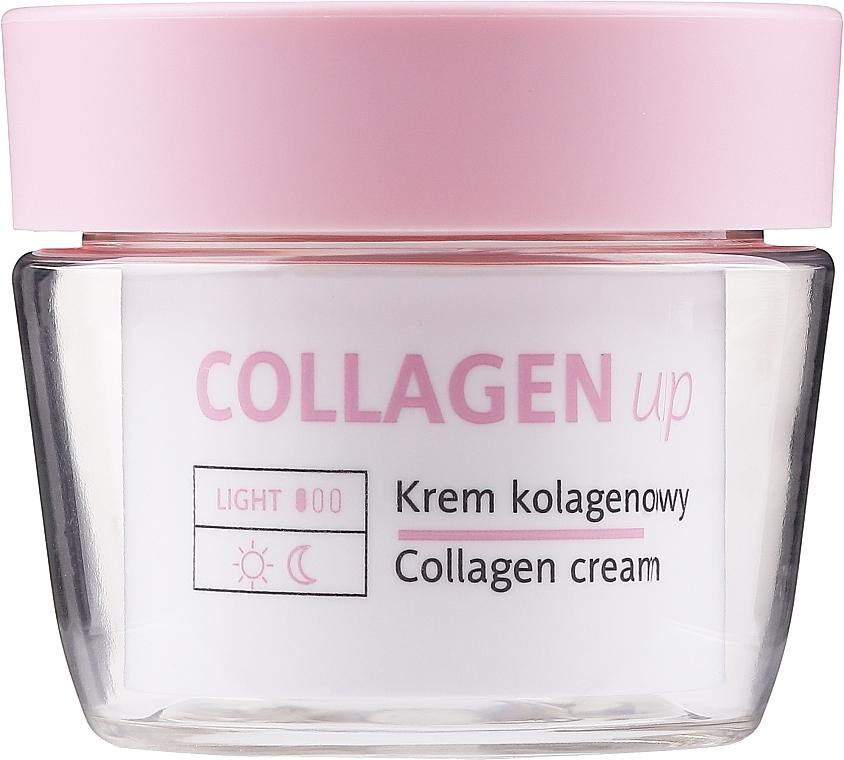 """Крем для лица """"Активный коллаген"""" - Floslek Collagen Up Cream"""