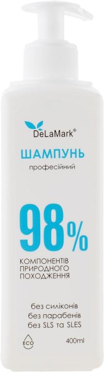 Профессиональный шампунь - De La Mark