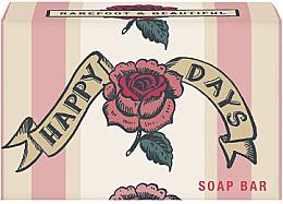 "Духи, Парфюмерия, косметика Мыло для рук ""Дикая роза"" - Bath House Happy Days Hand Soap"