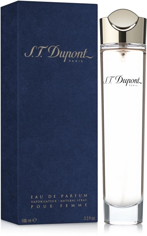 Dupont Pour Femme - Парфюмированная вода