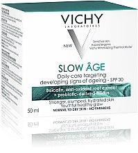 Ежедневный крем-уход против признаков старения - Vichy Slow Age SPF 30 — фото N4