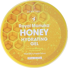 "Духи, Парфюмерия, косметика Увлажняющий гель ""Королевский мед манука"" - Dewytree Royal Manuka Honey Hydrating Gel"