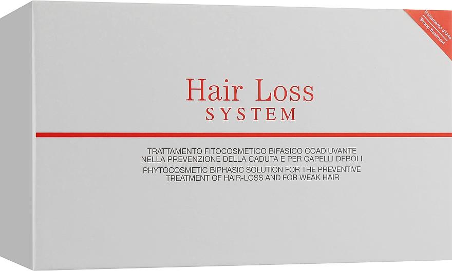 Ампулы интенсивного ухода за волосами - Orising Hair Loss System