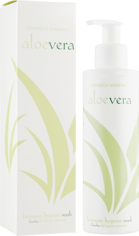 Эмульсия для интимной гигиены - Federico Mahora Aloe Vera Intimate Hygiene Wash