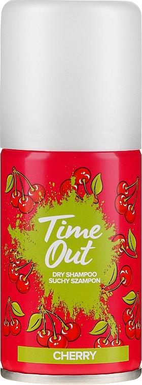 Сухой шампунь для волос - Time Out Dry Shampoo Cherry