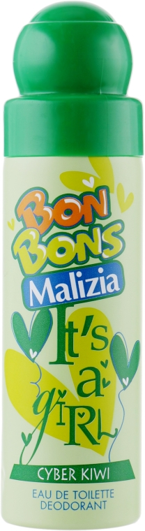 Дезодорант Cyber Kiwi - Malizia Bon Bons — фото N1