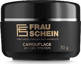 Духи, Парфюмерия, косметика Гель для наращивания - Frau Schein Camouflage UV Gel System