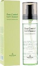 Духи, Парфюмерия, косметика Гель для умывания и глубокого очищения пор - The Skin House Pore Control Gel Cleanser
