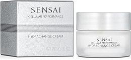 Духи, Парфюмерия, косметика Интенсивный увлажняющий крем с антивозрастным эффектом - Kanebo Sensai Cellular Performance Hydrachange Cream (мини)