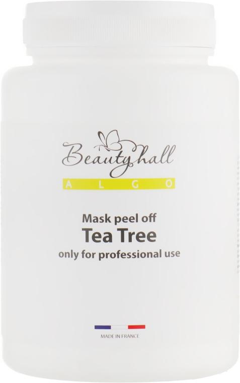 """Альгинатная маска """"Чайное дерево"""" - Beautyhall Algo Peel Off Mask Tea Tree"""