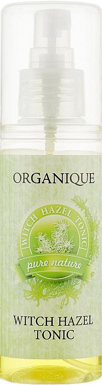 Тоник с экстрактом гамамелиса виргинского - Organique Pure Nature