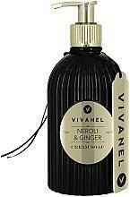 Духи, Парфюмерия, косметика Кремовое жидкое мыло - Vivian Gray Vivanel Neroli & Ginger