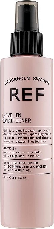 Несмываемый кондиционер для волос - REF Leave in Conditioner
