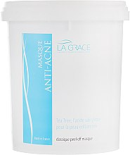 Парфумерія, косметика Альгінатна маска - La Grace Masque Anti-Acne