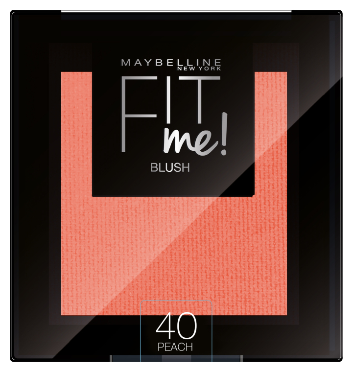 Румяна - Maybelline New York Fit Me Blush