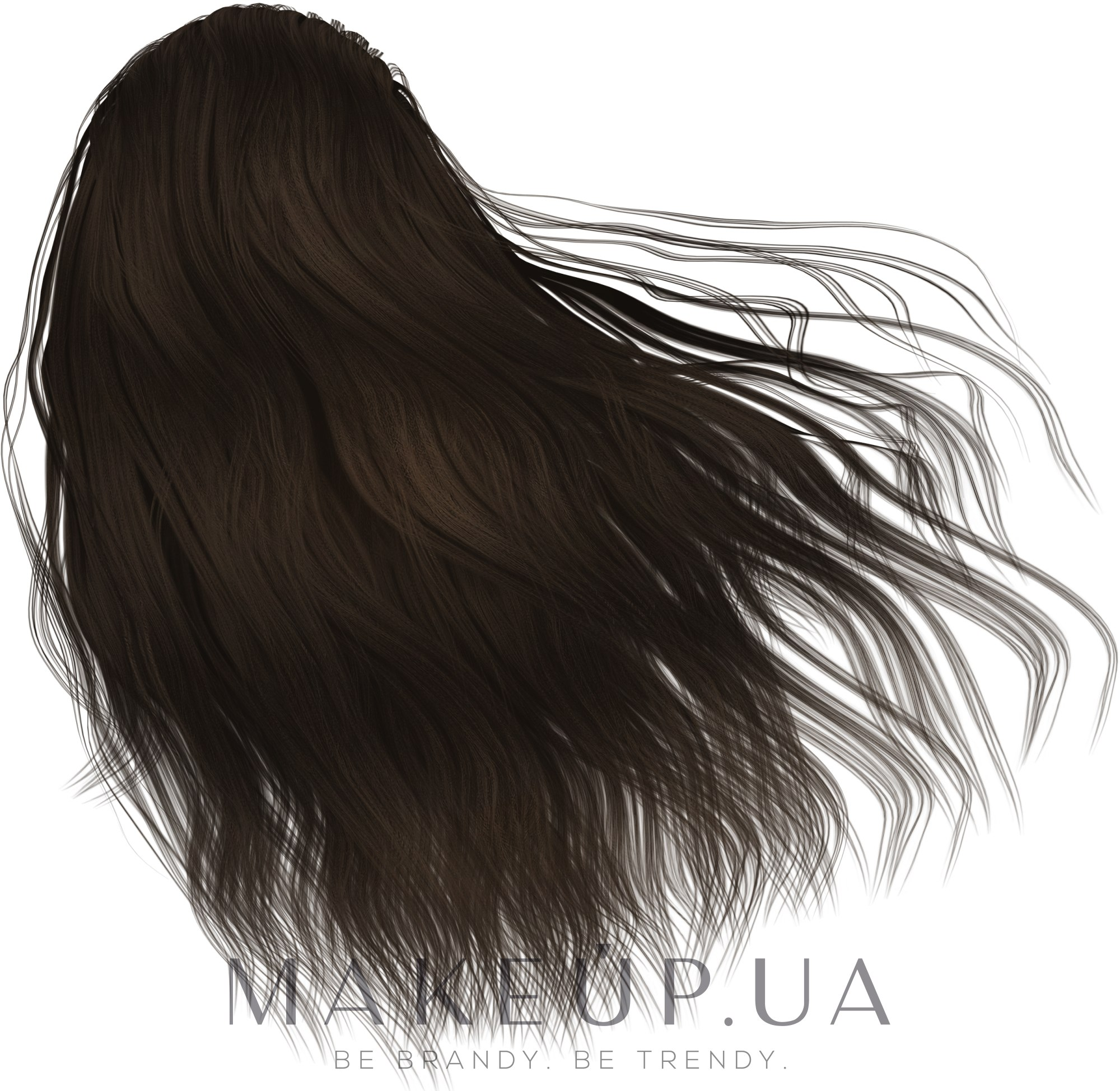 Крем-фарба для волосся без аміаку - Zimberland Color Xarriot Sensitive — фото P.6.17 - Темный блондин матовый