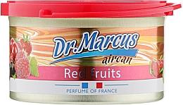 """Духи, Парфюмерия, косметика Ароматизатор для авто """"Красные фрукты"""" - Dr.Marcus Aircan Red Fruits"""