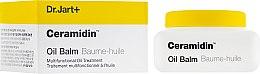 Масло-бальзам на основе керамидов - Dr. Jart+ Ceramidin Oil Balm — фото N1