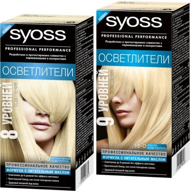 Осветлитель для волос - Syoss Color Professional Performance