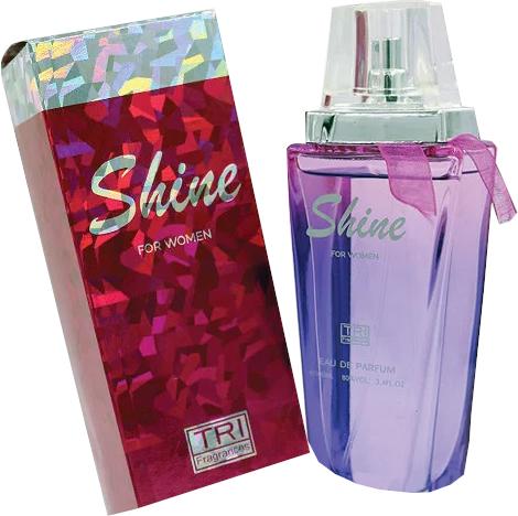 TRI Fragrances Shine For Women - Туалетная вода