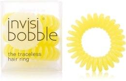 Резинка для волос - Invisibobble Submarine Yellow — фото N1